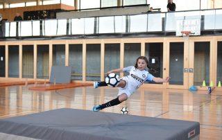 girlsDay Thurgauer Fussballverband maedchen Torschuss